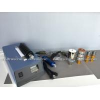 China Riveting Tools / Ultrasonic Spot Welding Machine for Plastic 800w Manual Operation wholesale