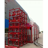 China Lifting Construction Hoist Parts 2700kg / 3200kg Case Load Capacity wholesale