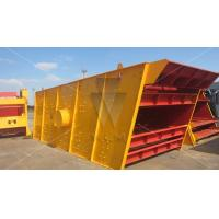 China High Capacity Vibrating Screen Machine for Construction 50-300t/h on sale