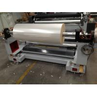 China Plastic Film Slitting  for BOPP, PVC, Pet, PE Automatic Slitter Rewinder Machine with CE and video wholesale