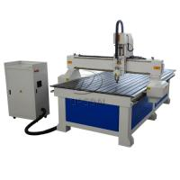 China Popular 1300*2500mm 4*8 Feet Wood CNC Engraving Cutting Machine with DSP Control wholesale
