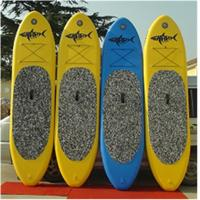 China Sturdy Racing Inflatable SUP Board , Blow Up Sup Board For Aldult Tearproof wholesale