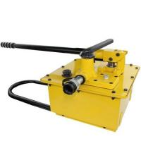 Buy cheap DOUBLE SPEED STEEL HAND PUMP from wholesalers