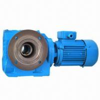 China K series Helical Bevel Gearbox/Speed Reducer, with 0.18 to 200kW Input Power and Up to 5 wholesale