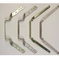 China Progressive Concrete Precision Sheet Metal Products Anchor Brackets Custom Stamping on sale