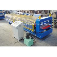 China Multi function Steel wall panel roll forming machine with special cutter wholesale