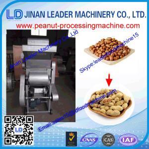 China food machinery small automatic peanut sheller/peanut shelling machine with CE/ISO9001 wholesale