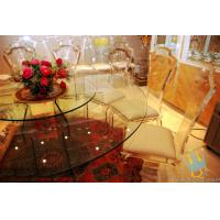 China FU (2) clear acrylic wood bar furniture wholesale