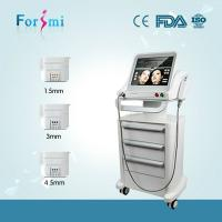 China immediately results just after 1 treatment radio frequency non invasive neck tightening face lift machines wholesale