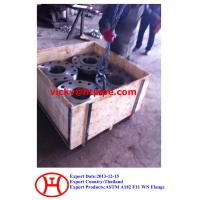 China ASTM A182 F11 WN flange on sale