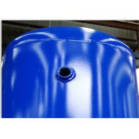 China Carbon Steel Low Pressure Air Tank , 1320 Gallon Volume Compressed Air Holding Tank wholesale