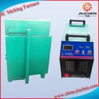 China JC High Temperature Metal Melting Furnace with PID Control on sale