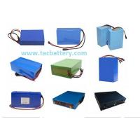 China 12 Volt Lithium Battery 12.8V 18Ah IFR26650 4S6P Battery Pack For Solar System wholesale