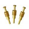 China Polish Finish Precision CNC Brass Parts Lathe Turning Brass Fitting wholesale