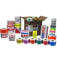 Buy cheap Waterproof Printed Self Adhesive Labels Permanent For Glass Bottle from wholesalers
