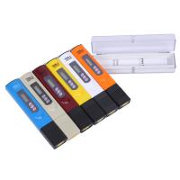 China Pen Type Digital TDS Tester Meter ABS Material Titanium Alloy Probe wholesale