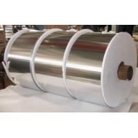 China O / H18 Temper Aluminum Household Foil Jumbo Roll 3'' / 6'' Inside Diameter wholesale