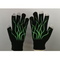China Skeleton Printng Working Hands Gloves Ecological Textile Fabric OEM Accepted wholesale