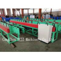 China Roller Shutter Door Steel Making Roll Forming Machine Hydraulic Cutting wholesale