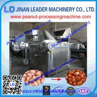 China Food Machinery automatic Peanut Frying Machine for making frying peanut with EXW price wholesale