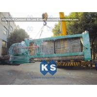 China Automatic Gabion Production Line , Durable Gabion Net Welded Wire Mesh Machine wholesale