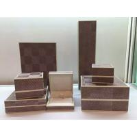 China Classical Jewelry Props Plastic Storage Box For Jewellery 1 Year Warranty wholesale