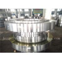 China Duplex Stainless Steel F53 Ball Valve Cover / Body Forging  Blanks wholesale