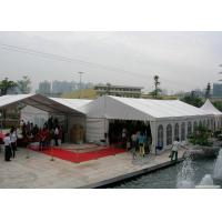 China Stable Aluminium Marquee Frame ML-043 , Uv Resistant Outside Canopy Tents wholesale