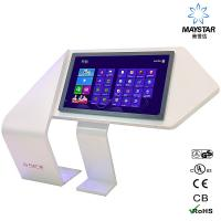 """China Professional Interactive Touch Screen Kiosk 15""""~84"""" Size Free Standing Digital Signage wholesale"""