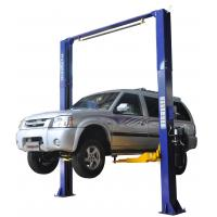 Quality Home Garage Two Post Hydraulic Auto Lift Table , 3.5t-4t for sale