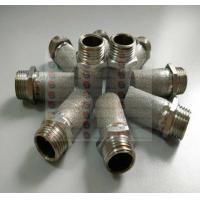 China Stainless steel powder sintering filter components manufacturers wholesale