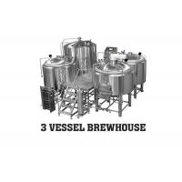 China 30BBL Large Home Brewing Systems Customized Stainless Steel Beer Tanks on sale