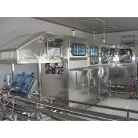 China 5 Gallon Barreled Water Production Line wholesale