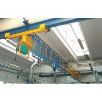 China LX Electric Single Girder Travelling Overhead Crane Light Duty For Warehouse / Caves wholesale