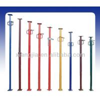China Adjustable Acrow Telescopic Steel Prop for Construction Materials wholesale