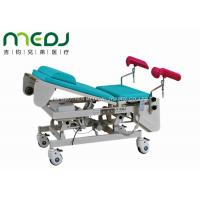 China Intelligent Gynecological Examination Table , Steel Obstetric Delivery Bed wholesale