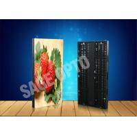 China High Definition LED Curtain Screen Advertising Window Transparent Display wholesale