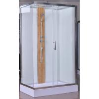 Buy cheap 1200x800x2150mm Luxury Corner Shower Stalls , Rectangular Shower Cabin with from wholesalers