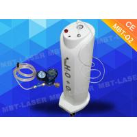 China Air Compressor Oxygen Jet Peel Machine Non - Pain With Air Cooling on sale