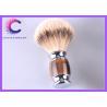 China Silvertip Badger Shaving Brush For Men wholesale