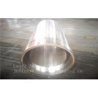 China F53 Super Duplex Stainless Steel Sleeves  , Forged Valve Body Blanks ASTM-182 wholesale