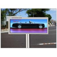 China Advertising Transparent LED Screen , CE 16mm Pitch Pixel Electronic Display Board wholesale