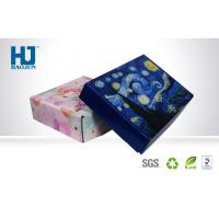 Quality Custom Mailling Gift Packing Boxes Matte Lamination Surface For Clothing / Snack for sale