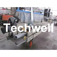 """China 2"""" * 3"""", 3"""" * 3"""", 3"""" * 4"""" Custom Portable Downspout Forming Machine wholesale"""