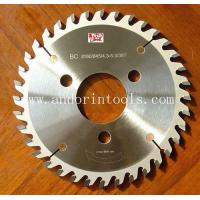 China High Quality Conical Scoring TCT Circular Saw blade on sale