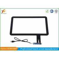 China Anti Glare POS Touch Panel 15.6 Inch With Tempered Scratch Proof Cover Glass wholesale
