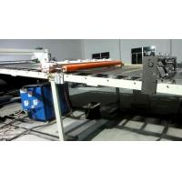 China Durable PVC Sheet Extrusion Line , Grid Hollow PP Sheet Making Machine wholesale
