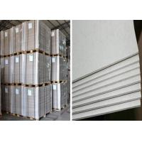 China Flat and Durable Two Side Grey Color Gray Board in Pallets Package wholesale