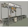 China Manual Busbar Machine Busbar Fabrication Machine Assembly Line wholesale