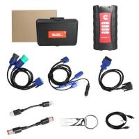 China Cummins INLINE 7 Data Link Adapter Heavy Duty Diagnostic Tool Reflash Data, Read & Write ECU wholesale